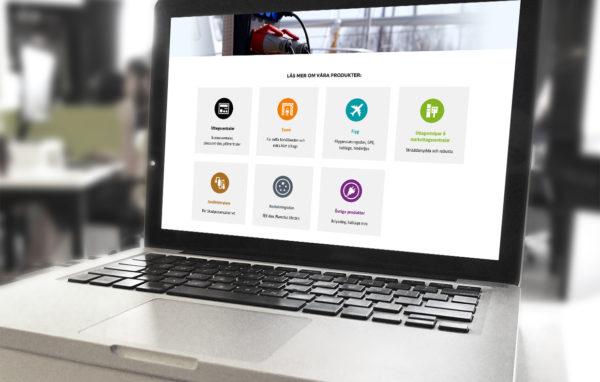 Webbplats för CEE Norm