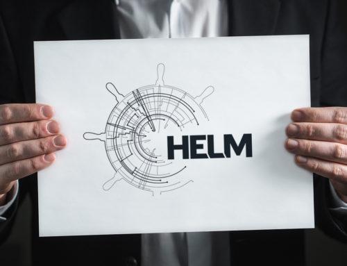 Grafisk profil Helm
