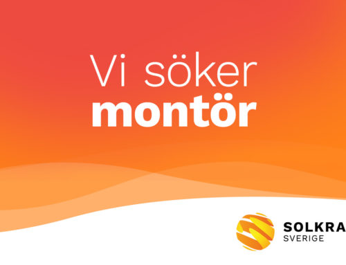 Rekryteringskampanj Solkraft Sverige