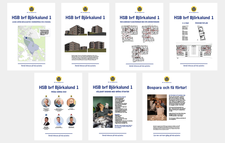 HSB Brf Björkalund