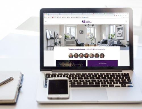 Webb Östgöta Fastighetsmäklare