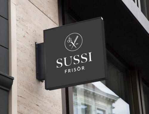 Logotyp Sussi Frisör