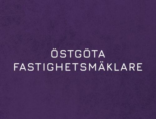 Grafisk profil Östgöta Fastighetsmäklare